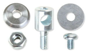 """1/4"""" Rod Carburetor Linkage Bushing and Pivot Kit Mr Gasket 1512"""
