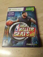 NBA Baller Beats Microsoft Xbox 360 Majesco