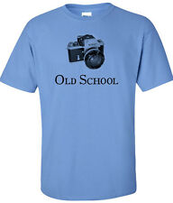 Classic Old School Nikon Camera Tee Shirt