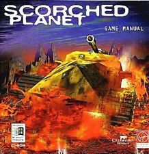 SCORCHED PLANET PC CD ROM WIN WINDOWS 95 SEALED NEW