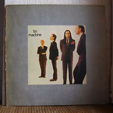 TIN MACHINE - I ( DAVID BOWIE ) !!! EXTRA RARE!!! INDIAN PRESS!!!