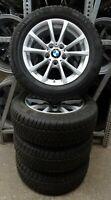 4 BMW Winterräder Styling 390 205/60 R16 BMW 3er F30 F31 4er F36 6796236 RDK 8mm