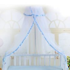 Newly Baby Crib Mosquito Net Summer Infant Nursery Bedding Netting Dome Canopy