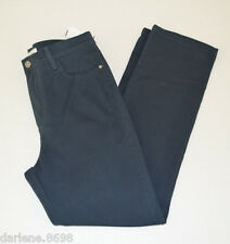 Womens Lee Green Casual Classic Fit At The Waist Look & Feel Slimmer Jean Pants