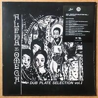 ALPHA & OMEGA - Dub Plate Selection Vol. 1 - Vinyl LP Album - DUB REGGAE