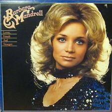 Barbara Mandrell(Vinyl LP)Lovers Friends And Strangers-abc-ABCL 5228-UK-VG/Ex