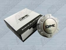 DME ALUMINUM SILVER OIL CAP FOR IMPREZA WRX STI JUSTY LEGACY LOYALE OUTBACK RX