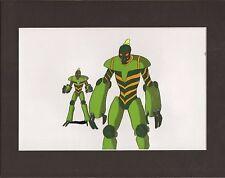Vortech Undercover Conversion Squad Animation Cel MATTED M.A.S.K. A.T.O.M.
