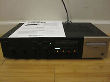 Pioneer SA-730 Vintage Stereo Amplifier w/Manual Tested Free Shipping