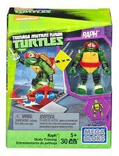 Mega Bloks Teenage Mutant Ninja Turtles Ralph Skateboard Training DMX32 ~NEW~