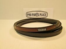 OEM EXACT SPEC MADE REP BELT FOR POULAN CRAFTSMAN 180808 HUSQVARNA 532180808 48""