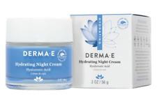 DERMA E 33031 Hydrating Hyaluronic Acid Night Cream 2oz - Causebox Winter 2019