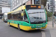 25238 YJ09EZO Stagecoach 6x4 Quality Bus Photo