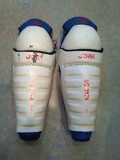 "Vtg Jdp Jofa Hockey Sg 3174 shin guards knee pads Sr Adult 14"""