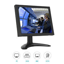Eyoyo 8 inch TFT LCD Monitor Screen 4:3 1024*768 HDMI VGA Video Audio for CCTV