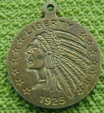 USA America Amerika Medaille - medal 5 five Dollars 1925