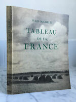 Jules Michelet Cruscotto Della Francia Edizione Nicolas 1947