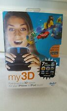 LOT of 2 HASBRO MY 3D VIEWER FOR iPHONE & iPOD TOUCH