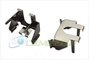 For Ford Focus MK3 11-15 h7 Low Dip Beam Xenon Hid Bulb Holder Adaptors Lamp Pai