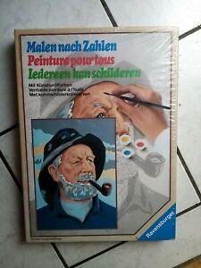 Malen nach Zahlen - Ravensburger Spiel/Malset - alt und noch ungeöffnet ,ovp.