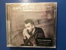 SAM. SMITH.            IN. THE. LONELY. HOUR.        DROWNING. SHADOWS. EDITION.