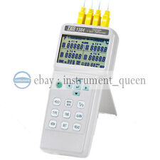 TES-1384 4 Input Thermometer / Datalogger TES1384