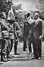 WW2 - Le Président Laval salue la Légion des volontaires français  (LVF)