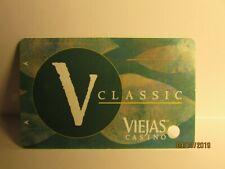Viejas Casino Players Card- Viejas Casino, San Diego, Ca. - mint