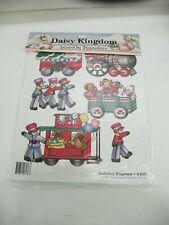 Daisy Kingdom Iron On Transfers Holiday Express 6436