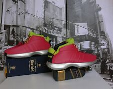 "adidas  Crazy 1 ""I Love Mom""  Vivid Berry Limited Edition US 15 / UK 14.5 / EU51"