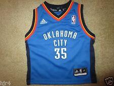 Kevin Durant #35 Oklahoma Ciudad Thunder Adidas NBA Camiseta 2T