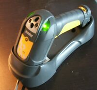 Symbol LS3478-FZ cordless bluetooth laser barcode scanner,2 batteries,17% off ?