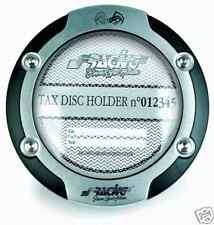 TAX DISK HOLDER INSURANCE HOLDER SIMONI RACING STICKER LINEA SPIDER