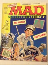 Mad Magazine Tattoos Collectors Issue January 1994 062019nonrh