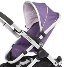 REDUCED NEW Icandy peach jogger seat loganberry/purple fits any IP1,2,3 frame