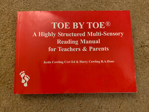 Toe by Toe Reading Manual For Teachers & Parents