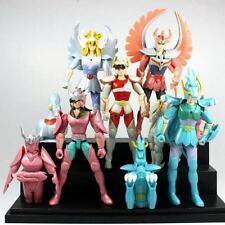 Saint Seiya PVC anime figure figures set of 5pcs  toys YT462 Collect doll