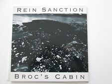 REIN SANCTION BROC'S CABIN LP GERMAN PRESSING REF SP 14/149 SUB POP NIRVANA