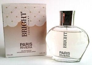 Bright pour Femme EdT 100ml von Paris Riviera  Damenduft Duft
