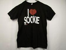 Alstyle XL Black Cotton True Blood Sookie Short Sleeve Crew Neck Graphic T-Shirt