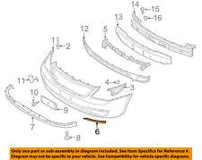 KIA OEM 2014 Sedona-Bumper Trim-Molding Trim Left 865814D550