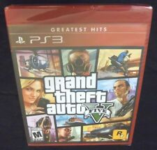 Grand Theft Auto V  (GTA 5)  Sony PlayStation 3  (PS3)  Greatest Hits Edition
