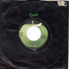 7inch JOHN LENNONpower to the peopleHOLLAND EX (S1916)
