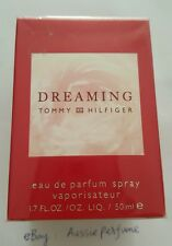 Tommy Hilfiger Dreaming 50ml/ 1.7oz Women's Perfume EDP Spray New Sealed Box