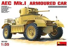 Miniart 1/35 AEC Mk.l Armoured Car #35152