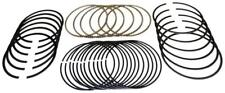 Chevy 350/5.7 Perfect Circle/MAHLE Cast Piston Rings Set 1987-96 SHALLOW STD