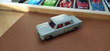 Mebetoys Fiat 1500 cod A2 PRIMA SERIE RUOTE A BOTTONE targa MI-A