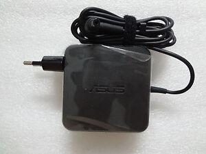 NEW Genuine OEM EU 65W 19V 3.42A For Asus X555L R503U-RH21 X550CA Q500A AD887020