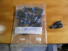 Package of (10PCS)  FESTO pneumatic fittings QSY-4 153148
