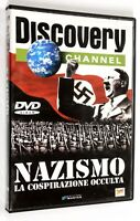 DVD NAZISMO LA COSPIRAZIONE OCCULTA 2003 Documentario Discovery Channel
